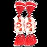Конфеты Ловеста клубника со сливками КДВ